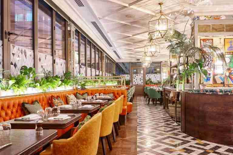 Restaurant photographer Liverpool