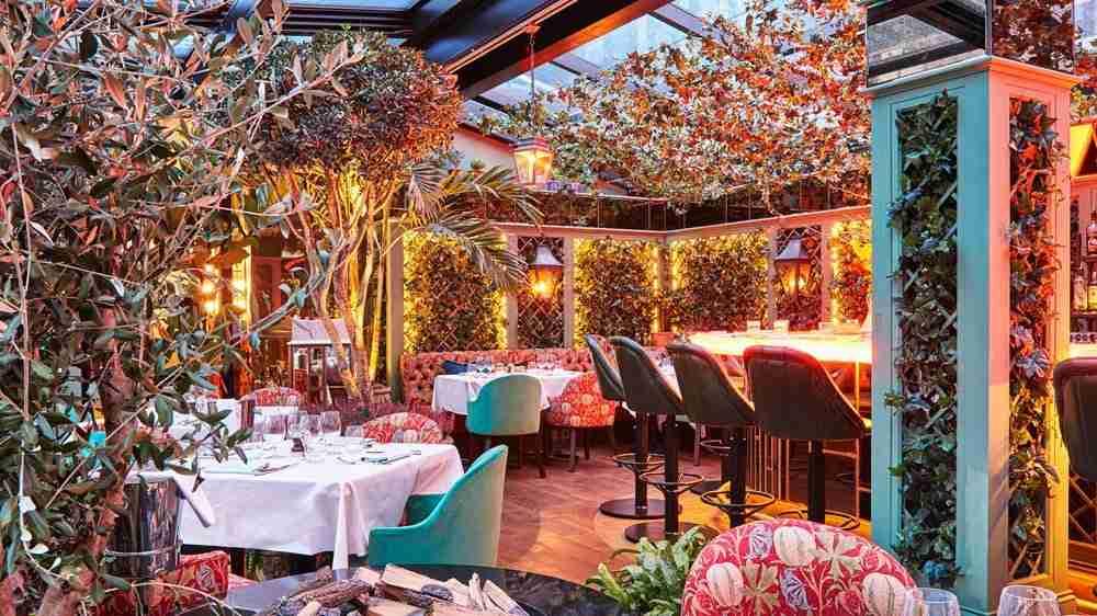 Restaurant photographer Manchester