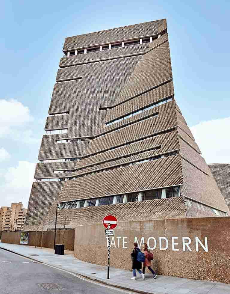 Architecture Tate Modern