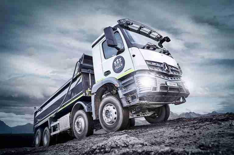 Commercial Vehicle Photography Lancashire