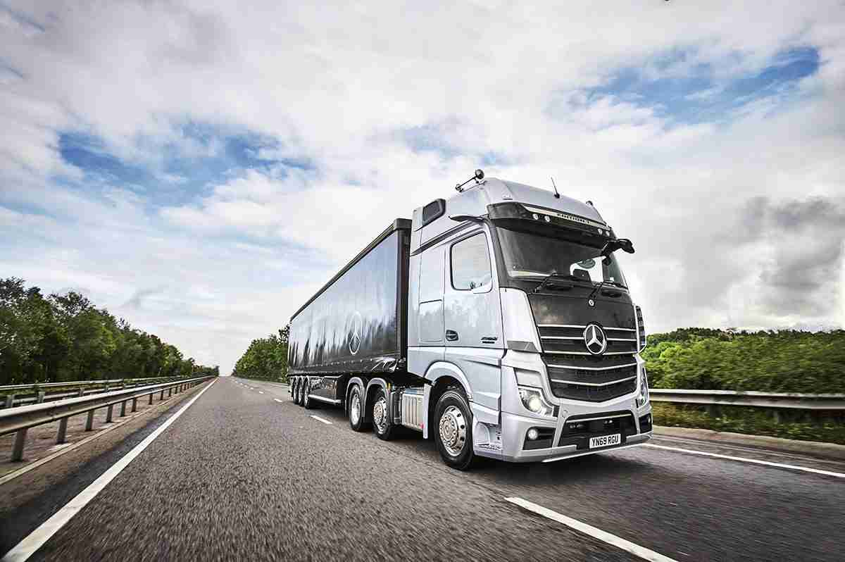 Commercial Vehicle Photography Manchester