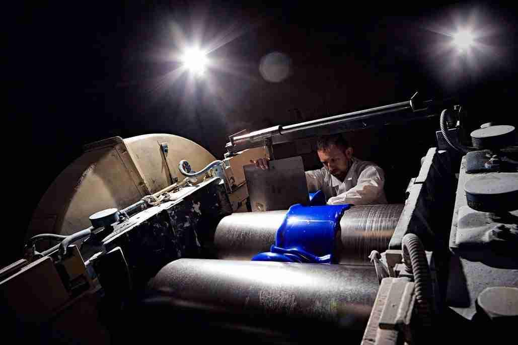 Industrial Photographer Lancs