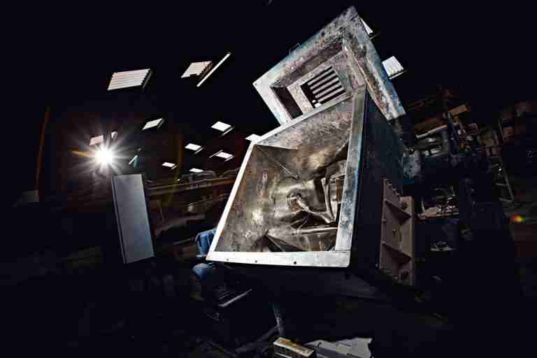 Industry Photographer Blackburn