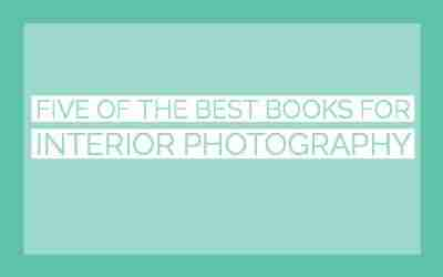 Five of the best books for interior photography