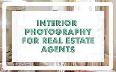Interior Photography for real estate agents