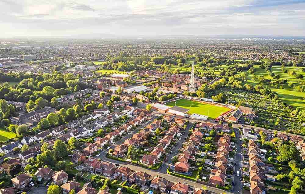 Aerial Drone Photography Manchester - 32
