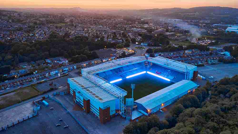 Aerial Drone Photography Manchester - 33